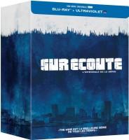 "Intégrale ""Sur écoute"" (""The Wire"") (blu-ray)"