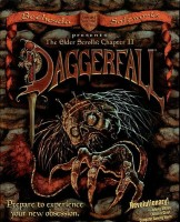 The Elder Scrolls II : Daggerfall (PC)