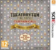 Theatrhythm Final Fantasy Curtain Call édition limitée (3DS)