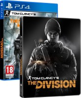 The Division + Steelbook (PS4)