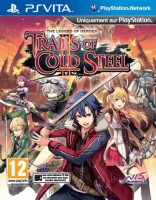 The Legend of Heroes : Trails of Cold Steel II (PS Vita)