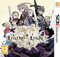 The Legend of Legacy (3DS)