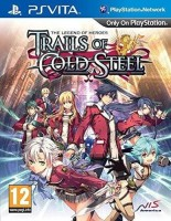 The Legends of Heroes : Trails of Cold Steel (PS Vita)