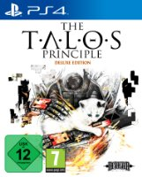 The Talos Principle Deluxe Edition (PS4)