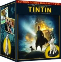 "Coffret blu-ray collector ""Les Aventures de Tintin : Le Secret de la Licorne"""