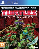 Teenage Mutant Ninja Turtles : Des mutants à Manhattan (PS4)