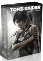 Tomb Raider édition survival