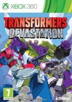 Transformers : Devastation (Xbox 360)