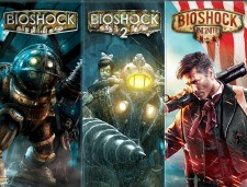 Bioshock + Bioshock 2 + Bioshock Infinite (PS3)