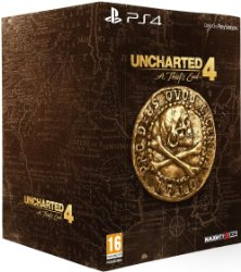 Uncharted 4: A Thief's End édition collector (PS4)