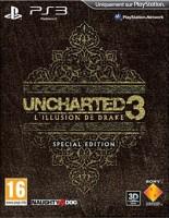 Uncharted 3 : l'illusion de Drake - édition spéciale (PS3)