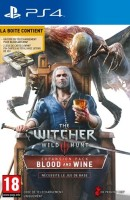 """The Witcher 3 : Wild Hunt extension """"Blood and Wine"""" édition limitée (PS4)"""