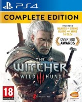 The Witcher 3 : Wild Hunt Complete Edition (PS4)
