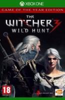 The Witcher 3 : Wild Hunt édition jeu de l'année (Xbox One)