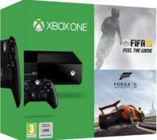 Pack Xbox One sans kinect + Forza Motosport 5 + FIFA 15