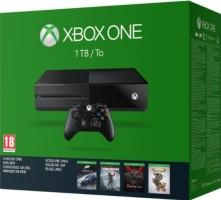 Console Xbox One 1 To + jeu au choix