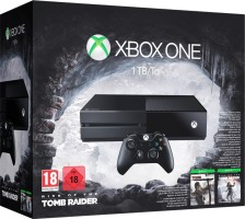 """Xbox One 1 To Pack """"Rise of the Tomb Raider"""""""