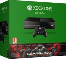 """Xbox One 500 Go pack """"Gears of War : Ultimate Edition"""""""