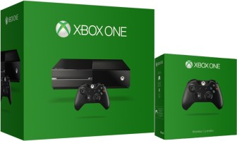 Xbox One 500 Go + manette supplémentaire