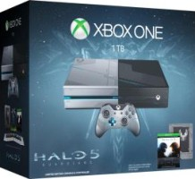 """Xbox One pack """"Halo 5 Guardians"""""""