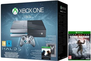 "Xbox One pack ""Halo 5 Guardians"""