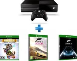 Xbox One + Forza Motorsport 6