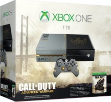 "Console Xbox One 1 To édition limitée ""Call of Duty : Advanced Warfare"""