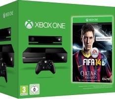 Console Xbox One + FIFA 14