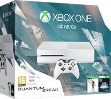 """Xbox One 500 Go édition limitée """"Quantum Break"""""""
