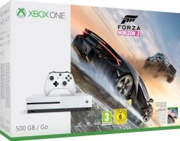 Xbox One S 500 Go + Forza Horizon 3