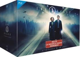 The X-Files : intégrale des 10 saisons édition limitée (blu-ray)