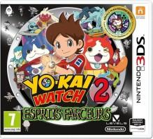 Yo-Kai Watch 2 : Esprits farceurs édition limitée (3DS)