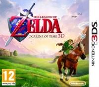 The legend of Zelda : Ocarina of time 3D (3DS)